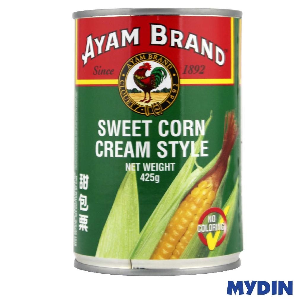 Ayam Brand Sweet Corn Cream Style (425g)