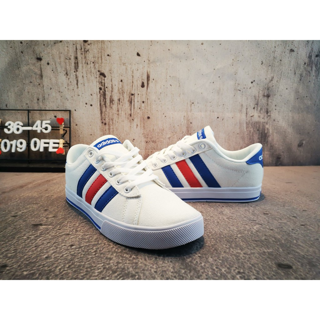 Disco Asesinar viva  Adidas NEO Runeo Black and white color Classic casual canvas shoes men and  women   Shopee Malaysia