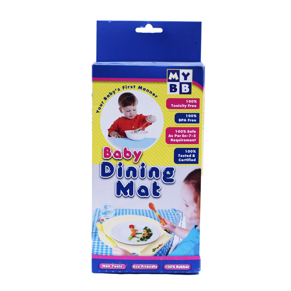MYBB High Quality Silicone Baby Dining Mat