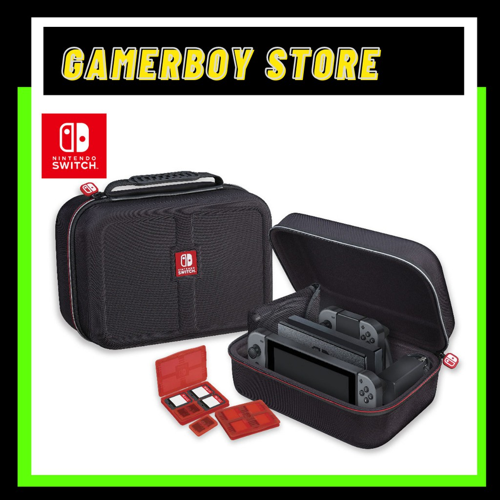 NINTENDO SWITCH DELUXE TRAVEL BAG/NS BAG ALL PUT