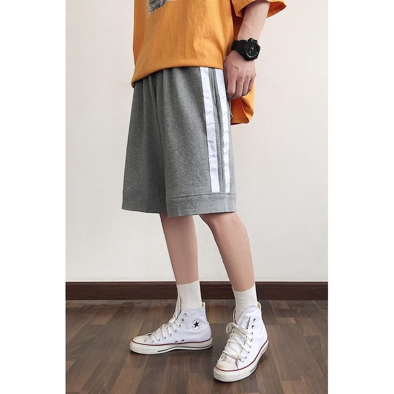 joggers Leisure Breathable Summer Men's Cotton Shorts casual pants hot sale  Cotton Shorts Men's lazy wind Pants