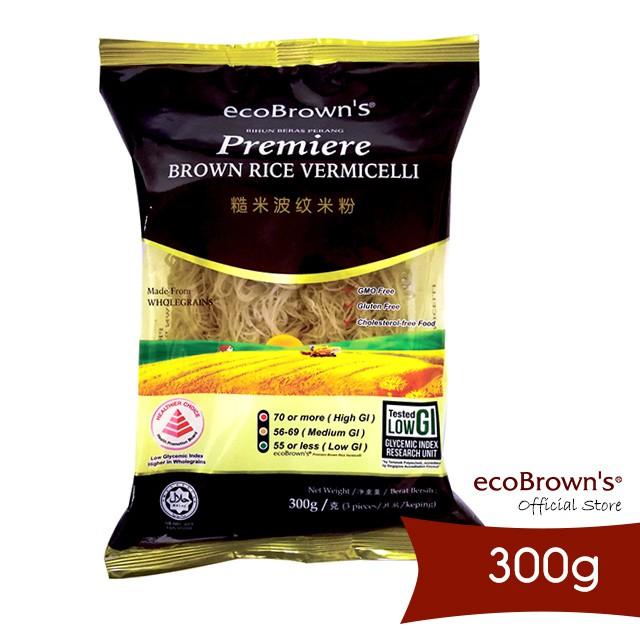 ecoBrown's Premiere Vermicelli 300g