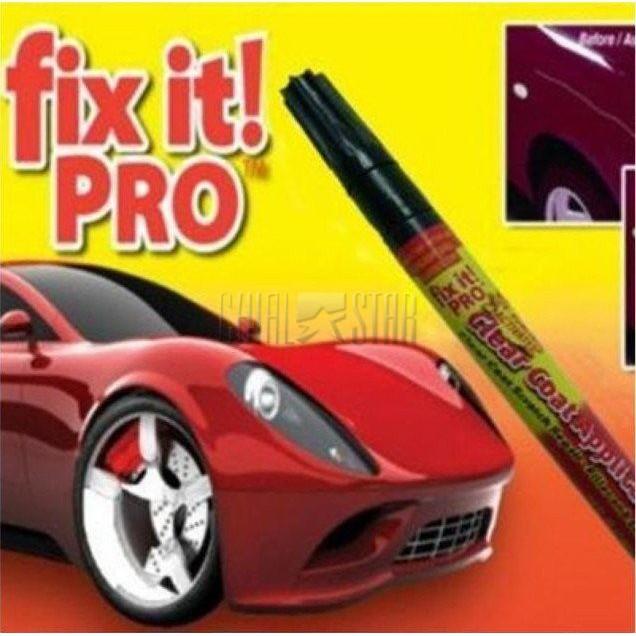 3 Pcs New Simoniz Fix It Pro Clear Car Scratch Repair Remover Pen As Seen on TV