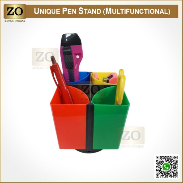 Unique Pen Stand Holder (Multifunctional)