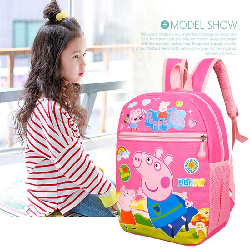 acffb474f50b Peppa pig bento bag