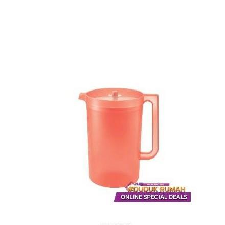 tupperware coral pitcher 4.2L