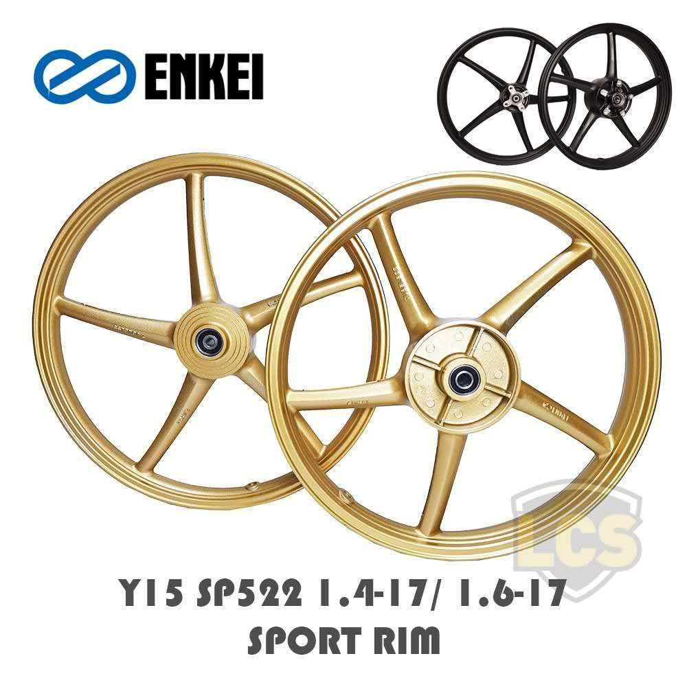 Y15 4S/ Y125/ LC135 4S SPORT RIM SP522 ENKEI (1.4-17/ 1.6-17)