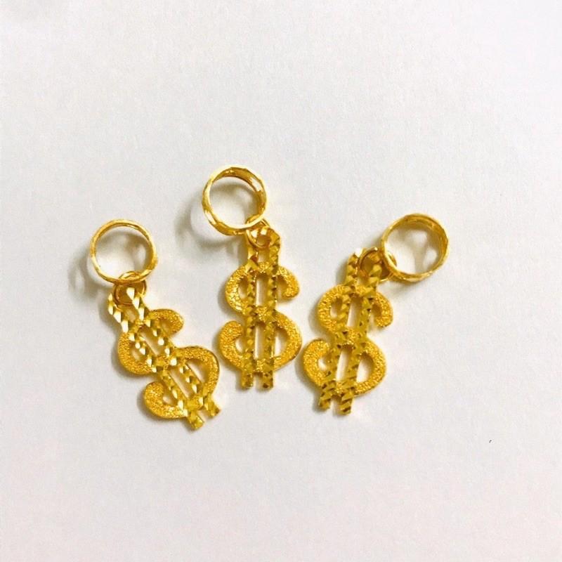 Masdora Charms and Beads Emas 916 - Elegant Series (916 Gold)