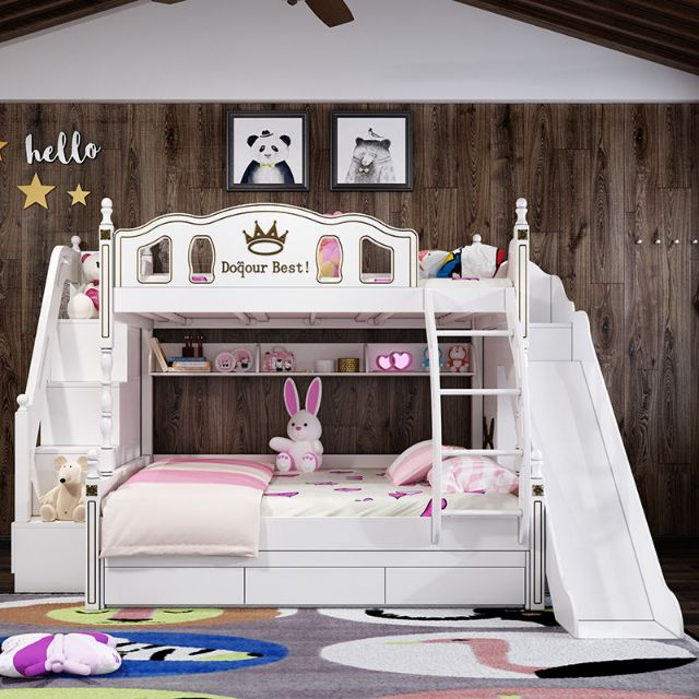 Kids Bunk Bed Slide Price Promotion Mar 2021 Biggo Malaysia
