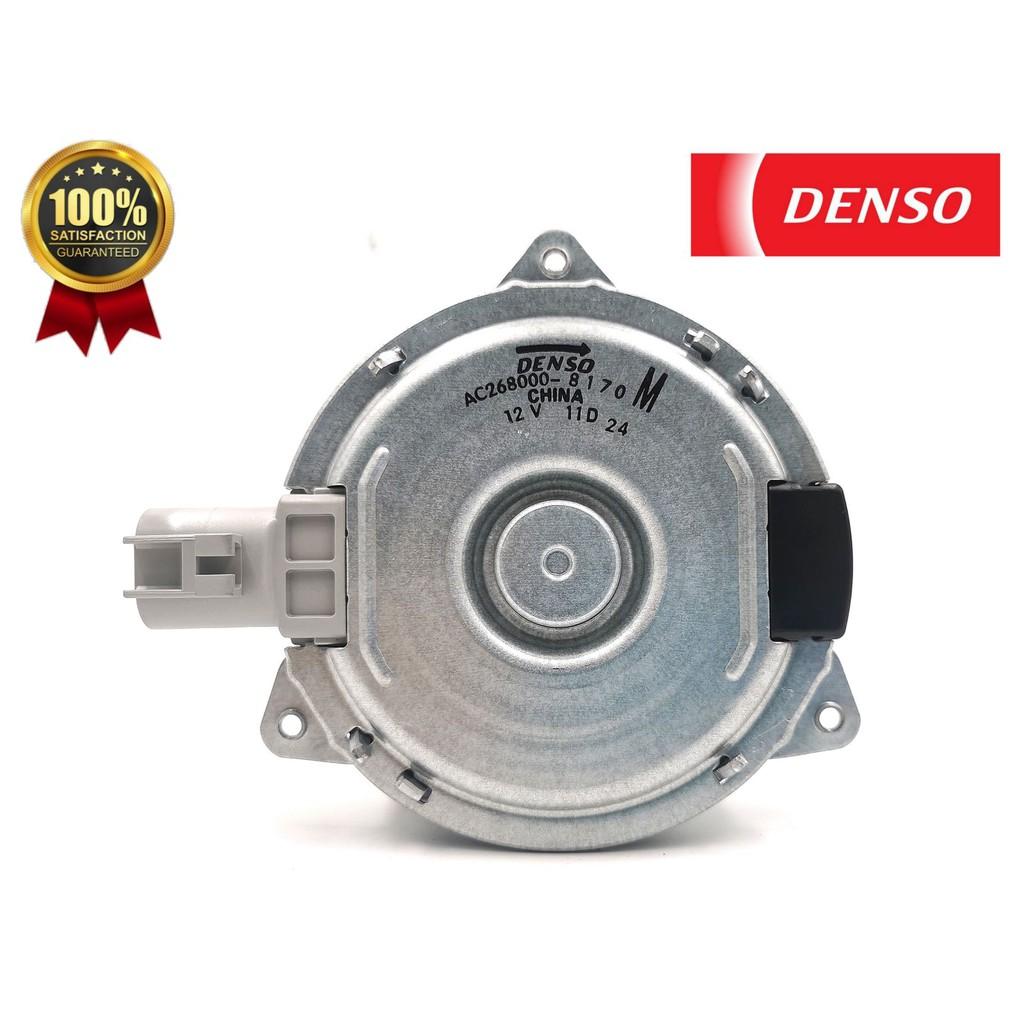 MORDNDTVIO148170 - TOYOTA VIOS '14 NCP150 DENSO RADIATOR MOTOR ( ORG ) AC268000-8170 - CHINA