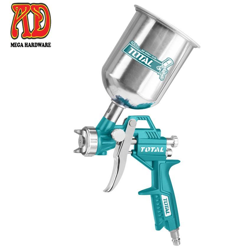 TOTAL Air Spray Gun 400CC – TAT10401