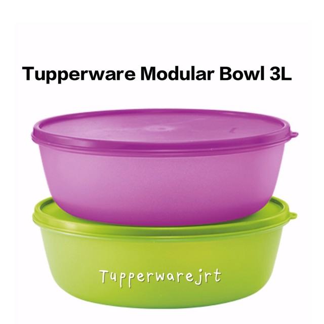 Tupperware Modular Bowl 3L x 1pc