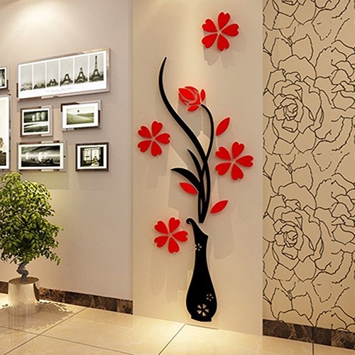 wall sticker vinyl home diy wall sticker | shopee malaysia