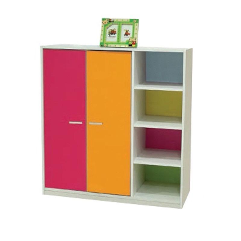 Furniture Direct ROXY 2 door children wardrobe/ almari kanak kanak