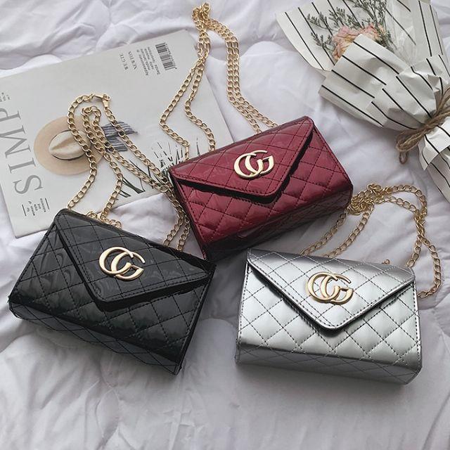 ⚠️ReadyStok⚠️(R24) Luxury womenbag begperempuan handbag begtangan shoulderbag backpack wallet purse luggage dompet BS178
