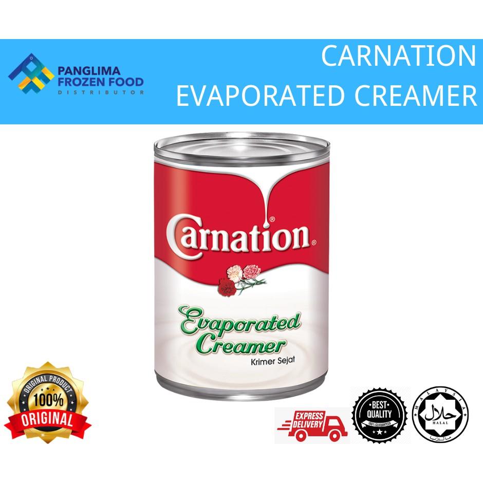 CARNATION EVAPORATED CREAMER (390ML)