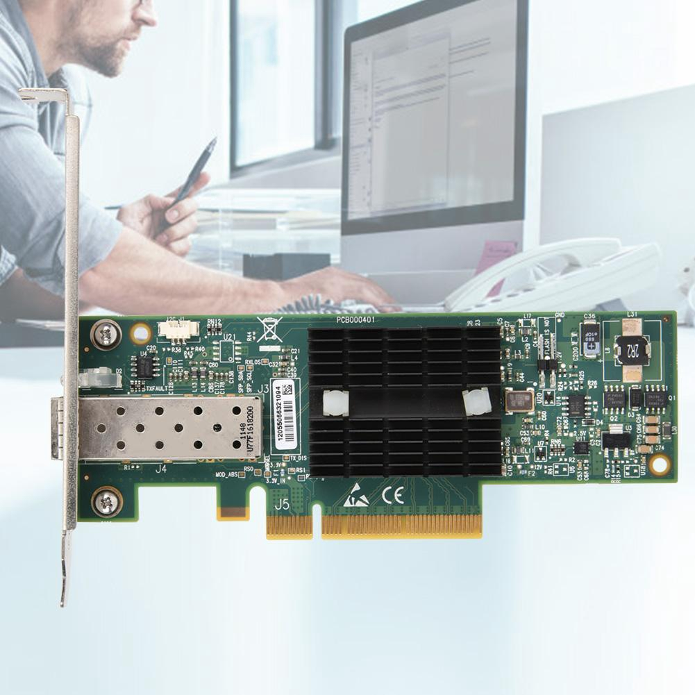 FULL HIGH PROFILE BRACKET FOR MNPA19-XTR 10GB MELLANOX CONNECTX-2 NETWORK CARD