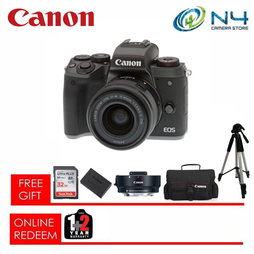 Canon Ef M 22mm F 2 Stm Lens Shopee Malaysia 20