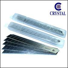 CRYSTAL SPARE BLADES S - (5'S/CASE) CUTTER BLADE REFILL price for cases