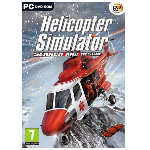HELICOPTER SIMULATOR 2014: SEARCH AND RESCUE [PC DIGITAL DOWNLOAD]