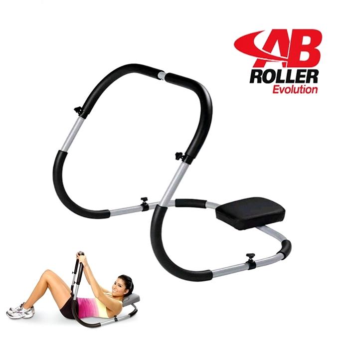 Home Exercise Ab Roller Machine   Alat Senaman Kempis Perut