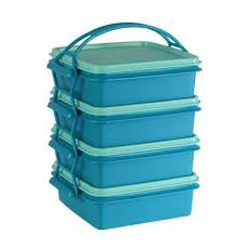 Tupperware Small Goody Box with Cariolier 790ml