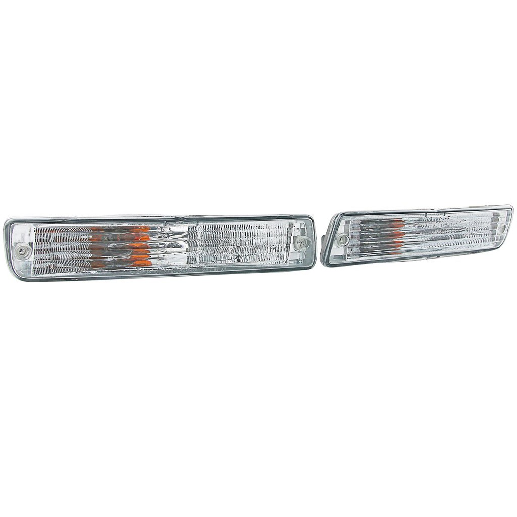 Toyota Landcruiser 80 Series New Clear Crystal Front