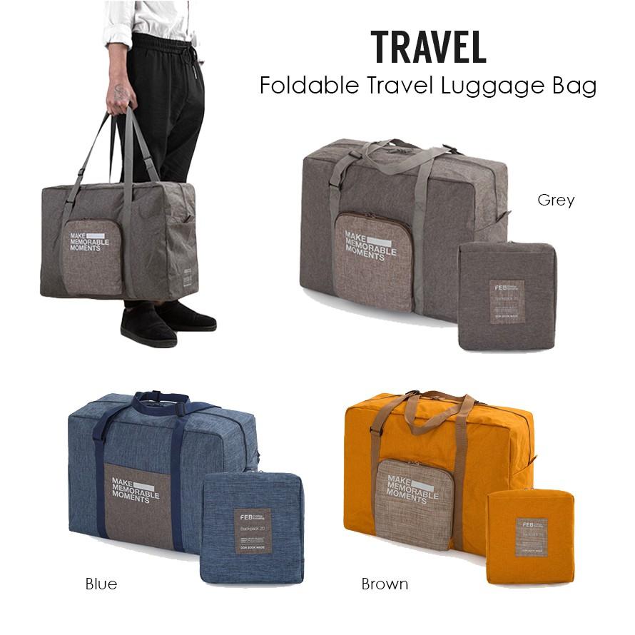 455a599c17e {MsiaReadyStock} Camel Active Foldable Bag | Shopee Malaysia