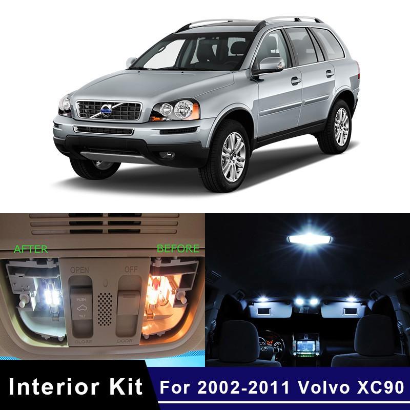 Jeep Cherokee XJ 501 W5W White Interior Courtesy Bulb LED High Power Light