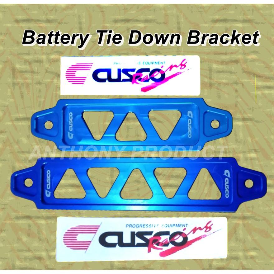 Cusco Battery Tie down bracket
