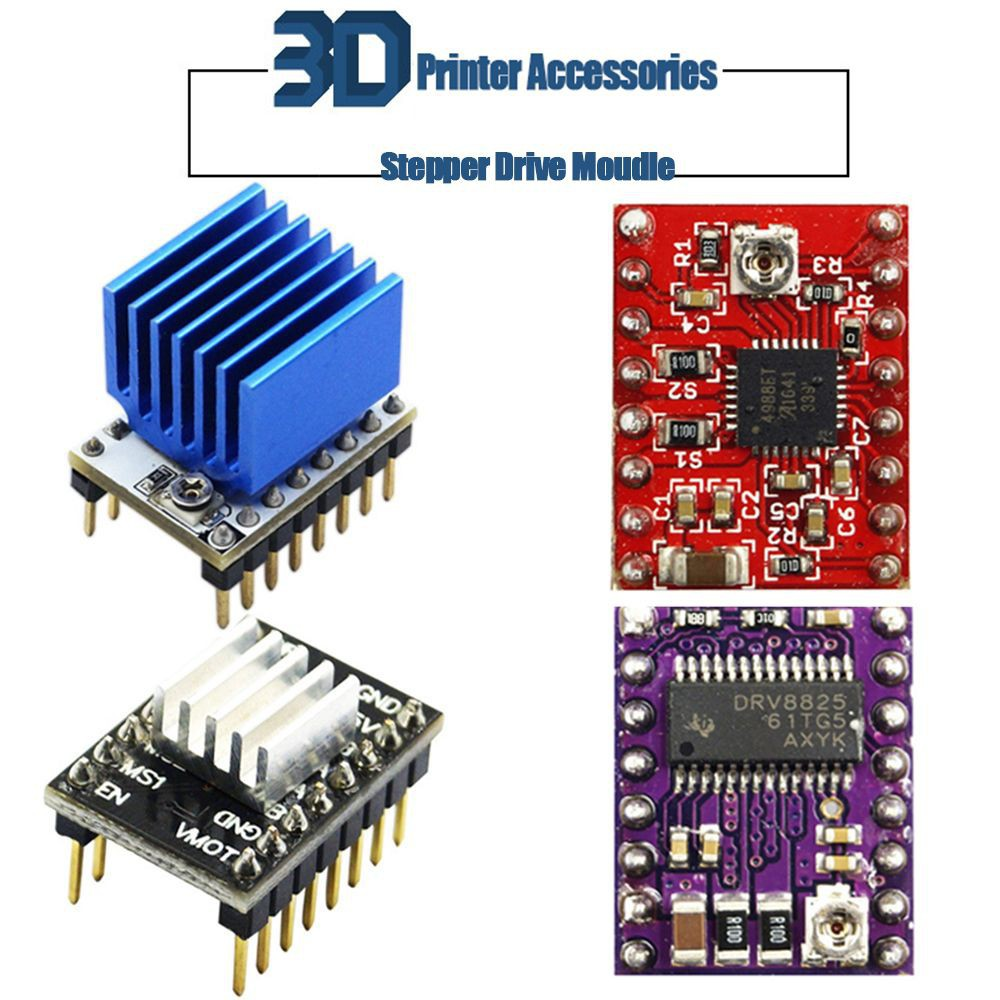 3d Printers & Supplies 3d Printer Accessories Tmc2130v1.0 Stepper Motor Driver Board Su