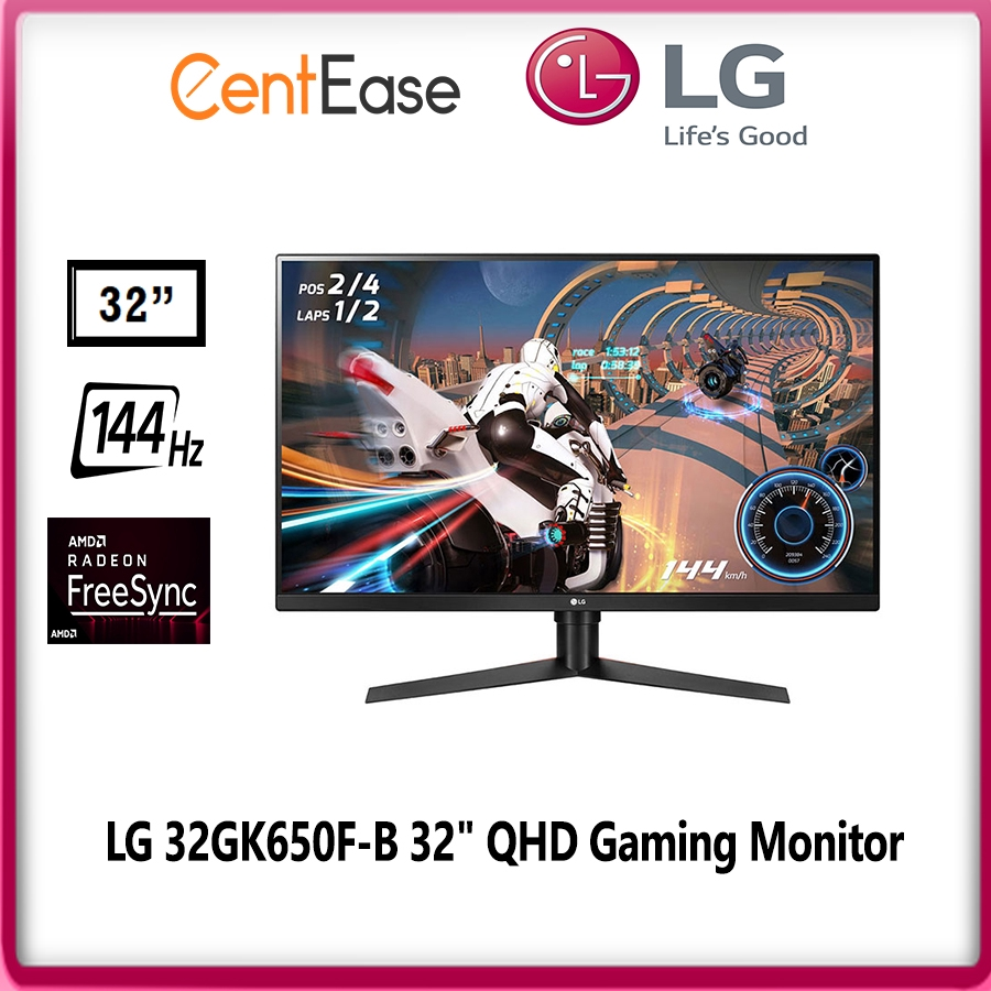 LG 32GK650F-B 32