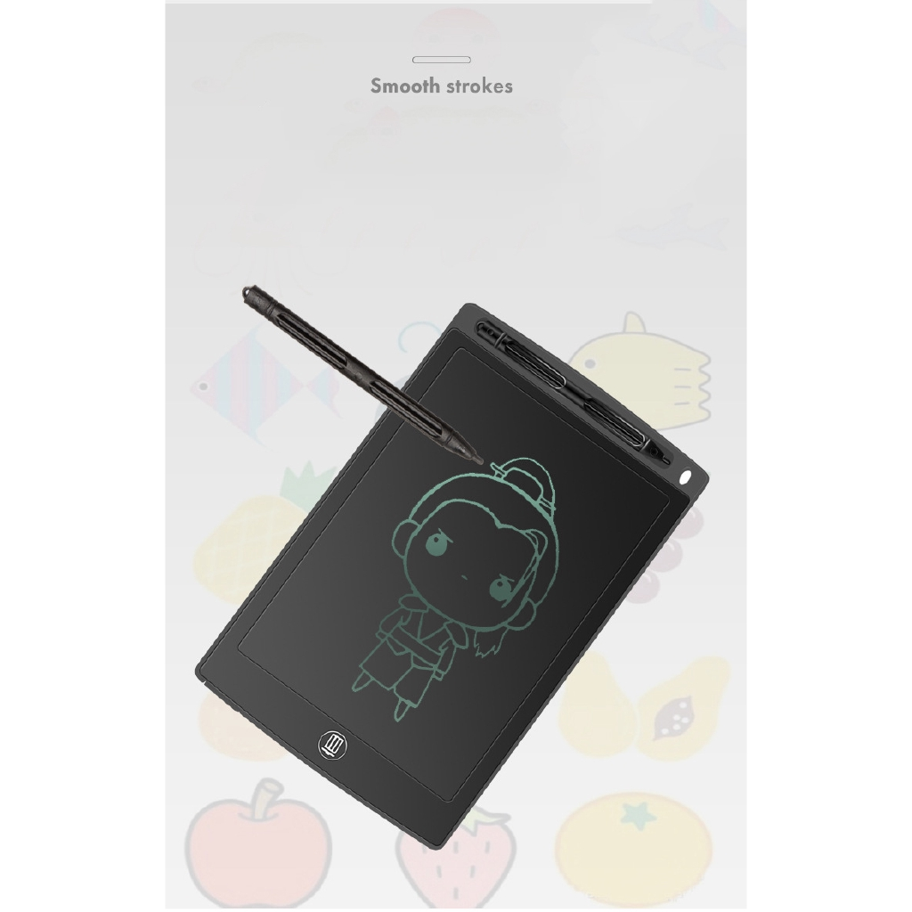 Tinffy 4.5inch LCD Tablet New Childrens Drawing Board Graffiti Writing Board Graphics Tablets