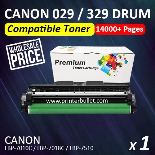 Canon 329 / 029 / Cartridge 029 Compatible High Quality Compatible Drum Unit