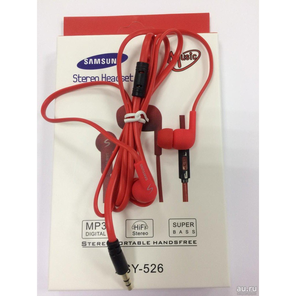 samsung Stereo Headset for all smartphones andriod and iPhone