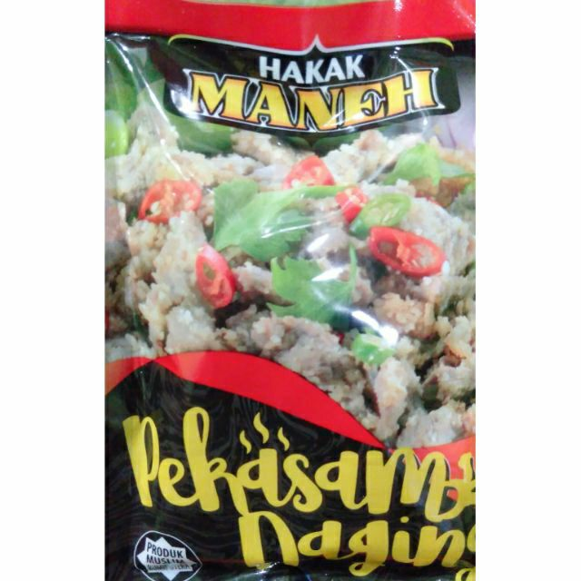 🔥PEKASAM DAGING 150g🔥Ready stock😋 New packaging (Agent wanted)