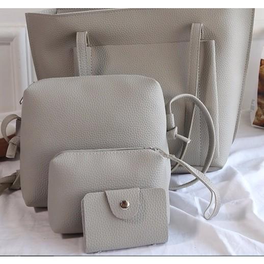 Women Fashion Set Bags Shoulder bag/ Sling Bag / Pouch Bag / Card Holder #Beg Wanita