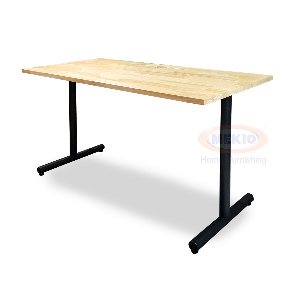 Study/ Writing table Solid Wood Top 1260