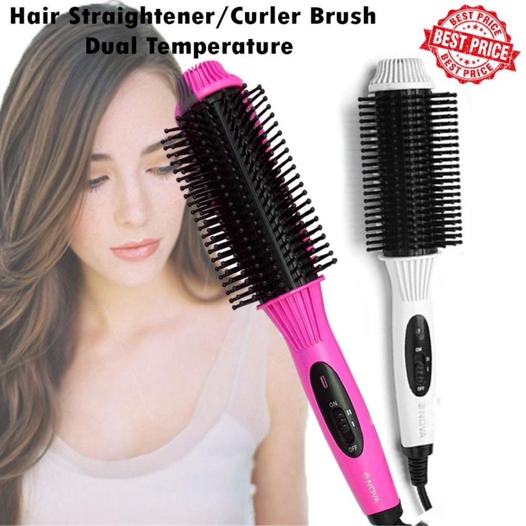 (Ready Stock) Nova Dual Temperature Hair Straightener ...