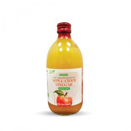 Love Earth Organic Apple Cider Vinegar 500g 乐儿有机苹果醋 500公克
