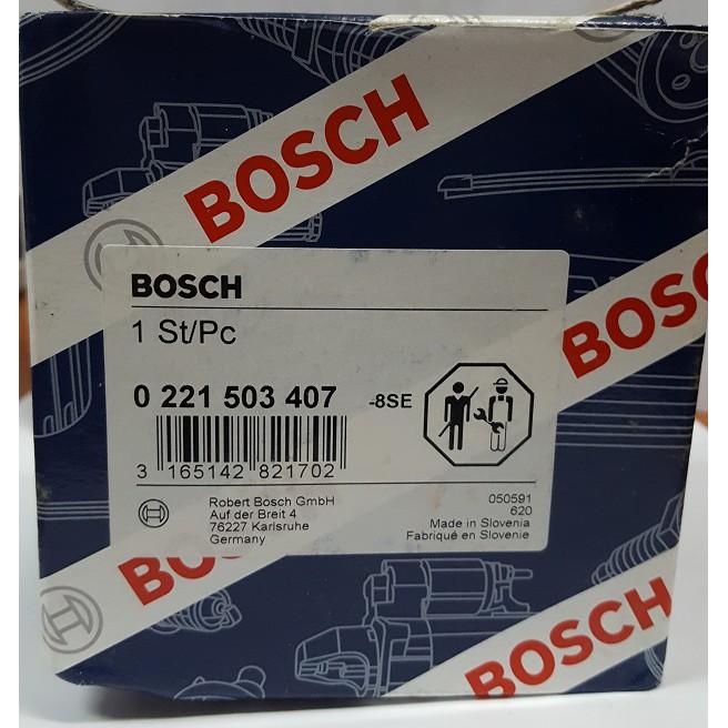 Bosch Ignition Coil for Waja Campro VDO Wira Gen2 Satria Neo (0221503407 )