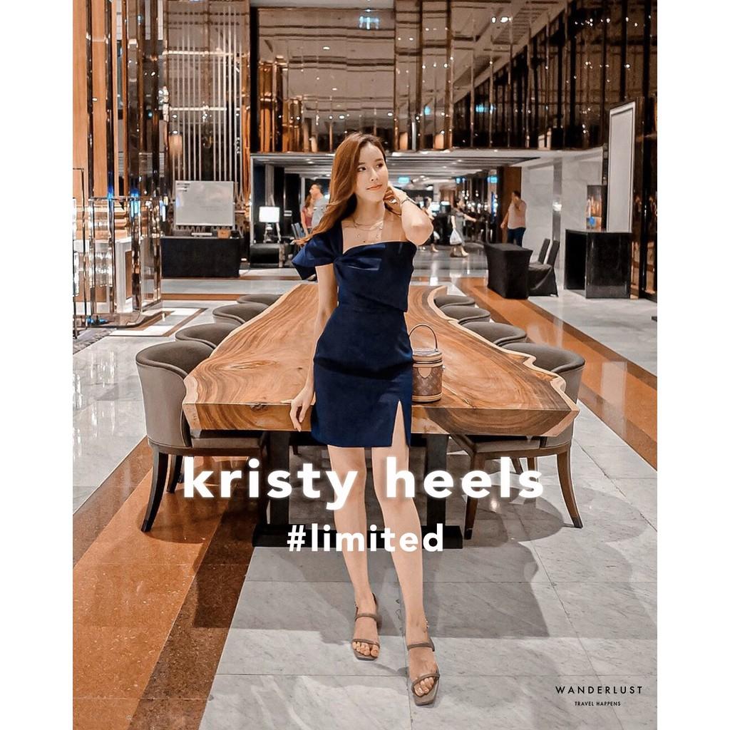 รองเท้าส้นสูง Wanderlust รุ่น Kristy