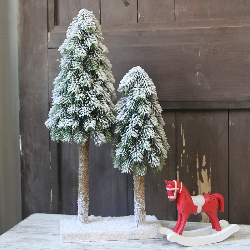 Christmas Tree Spray Snow.Vanessa Christmas Nordic Desktop Snow Spray Small Christmas Tree Ornaments Mall