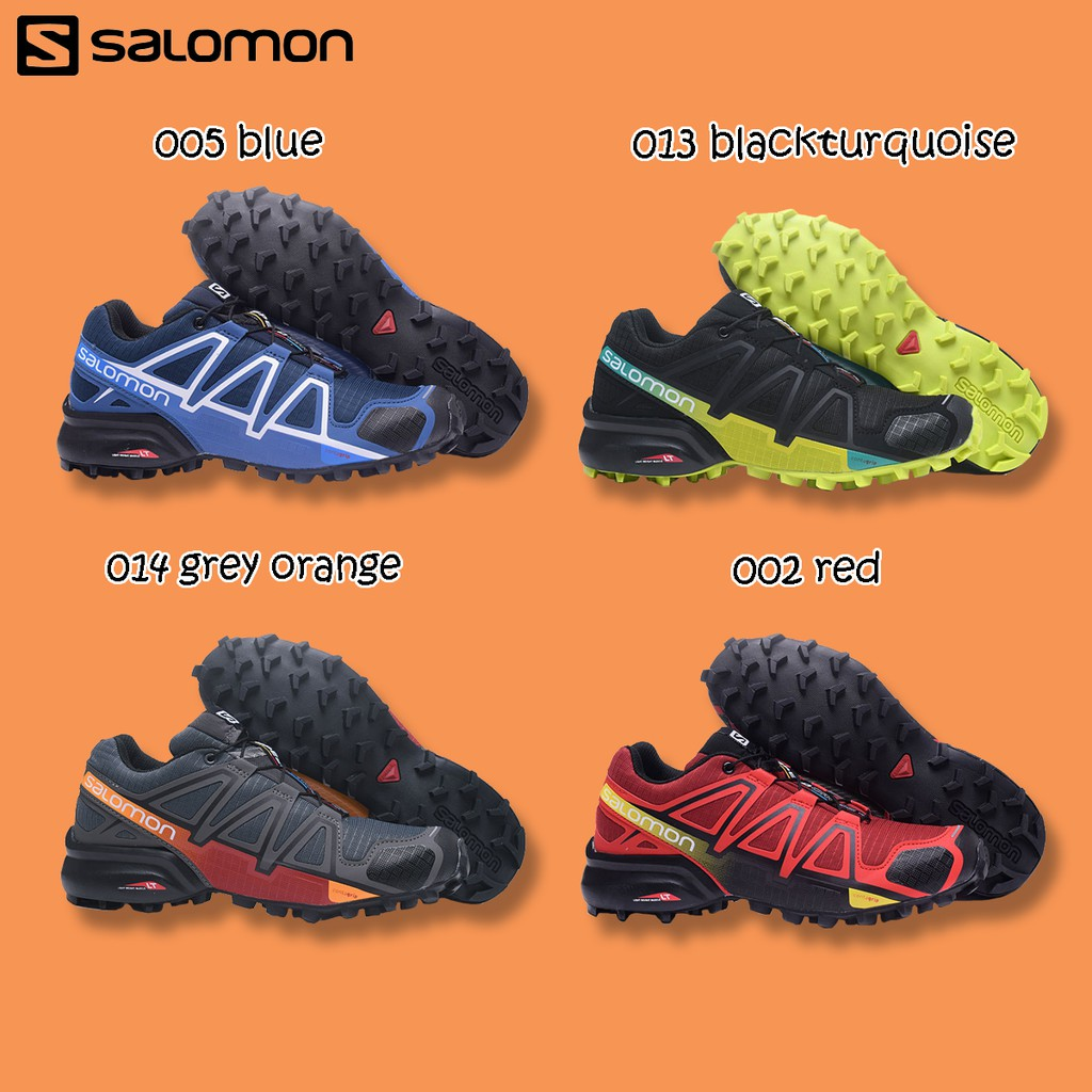 Salomon Speedcross 4 Trekking Hiking Shoe Shipping from Malaysia