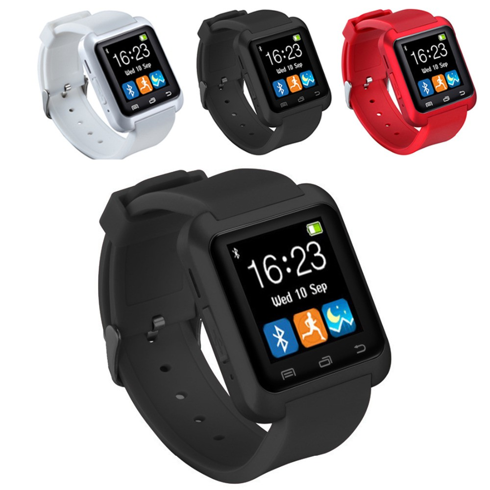 Smartwatch Bluetooth Smart Watch U8 for iPhone IOS Android Smart Phone Wear
