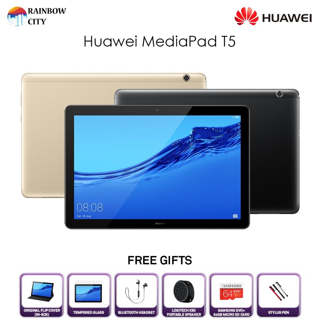 Huawei MediaPad T5 [3GB RAM / 32GB ROM] - Original Huawei Malaysia