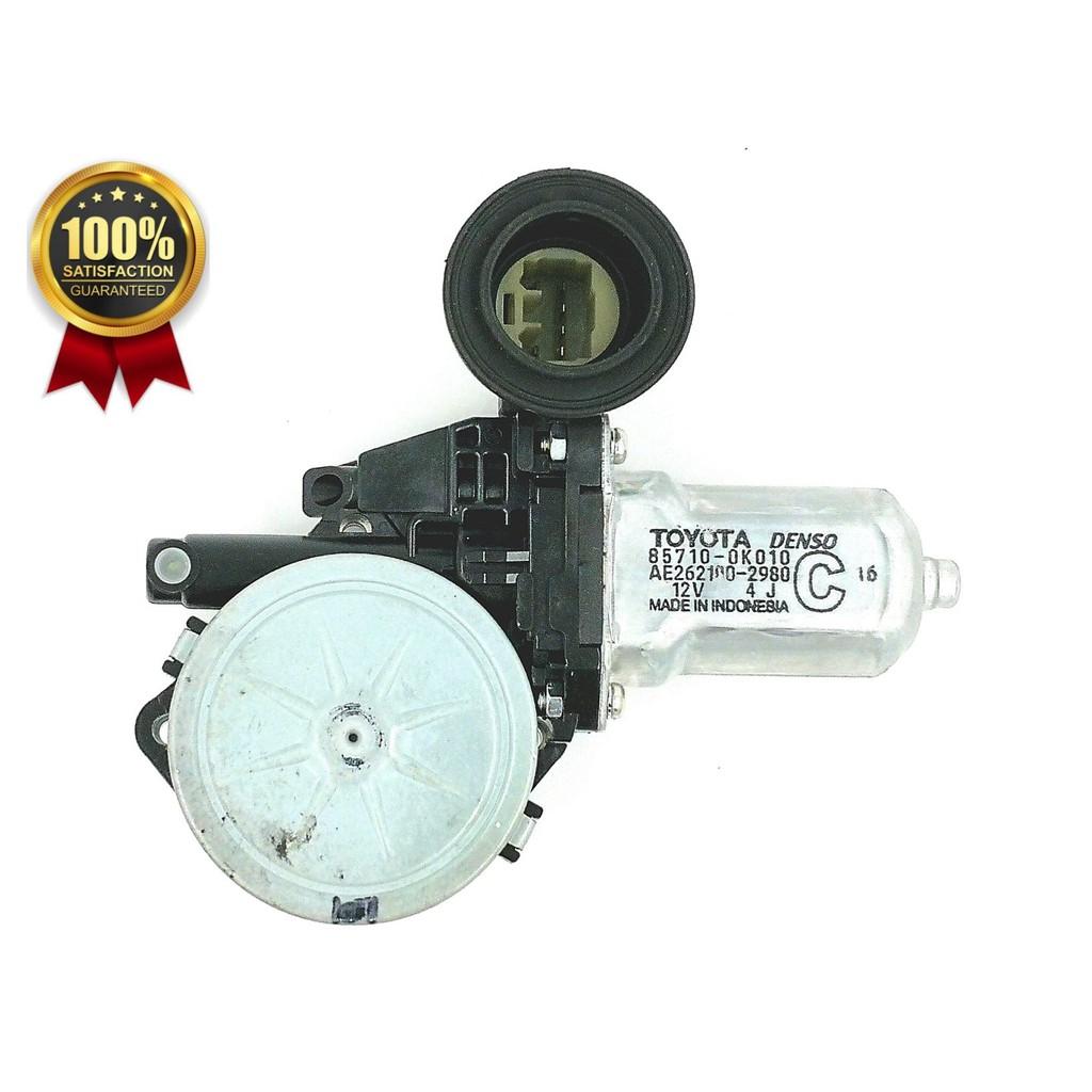 MOPWTHILFR2980-TYT HILUX VIGO KUN25/INNOVA/FORTUNER POWER WINDOW MOTOR(ORG)FRONT RIGHT(85710-OK010 )-6 PIN AE262100-2980