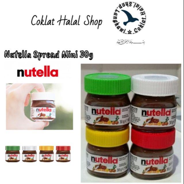 Nutella Spread Mini 30g