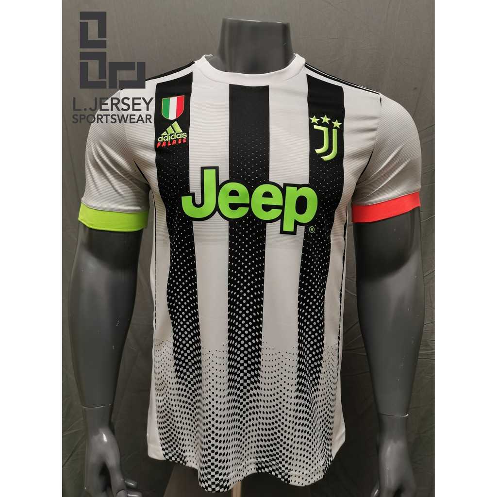 Juventus Men Home Season 19/20 CLIMALITE Fans Jersey