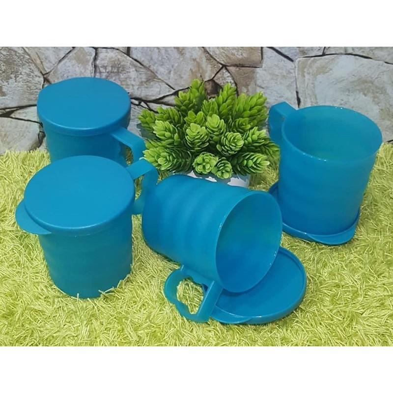 Ready stock‼️‼️Blossom mugs (4) 350ML